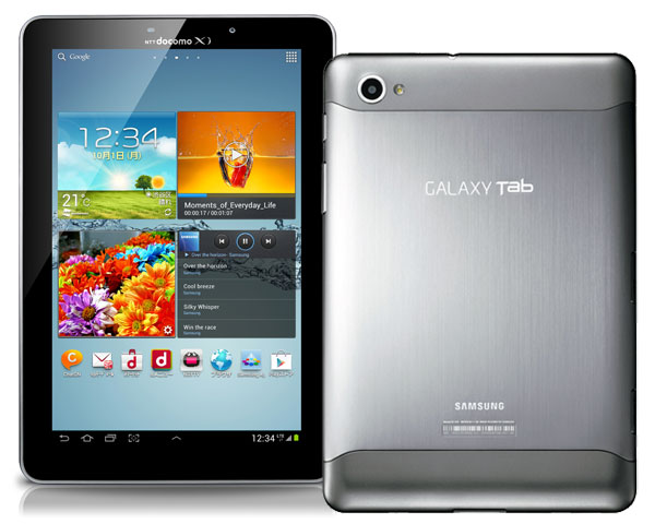SC-01E GALAXY Tab 7.7 Plus