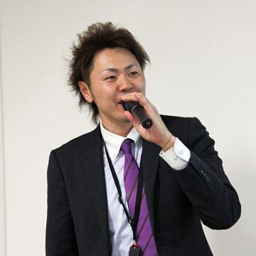 SIMブロガーイベントを教えて!goo「SIM通」 教えて!goo SIM通編集部の小池章夫氏